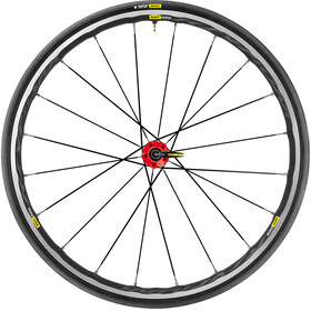 Mavic Ksyrium Elite UST rød/sort